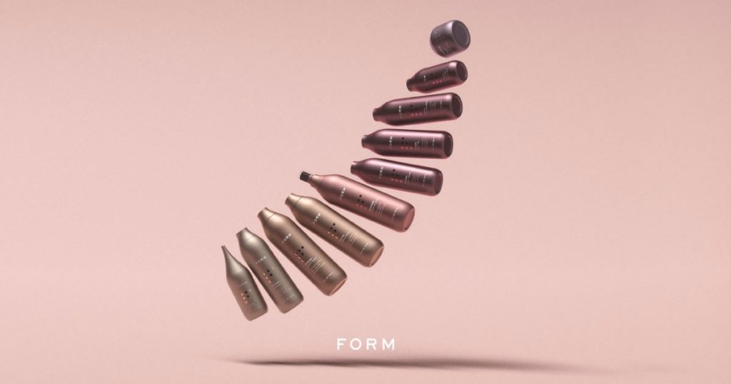 Form Beauty (Image: Walker and Company)