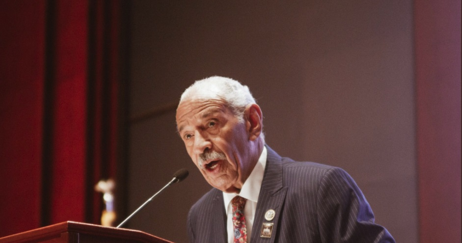 Congressman John Conyers Jr.: 'I Am Retiring Today'