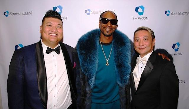 Snoop Dogg, Bow Wow, and Other Hip Hop Stars Party at Cryptocurrency Gala