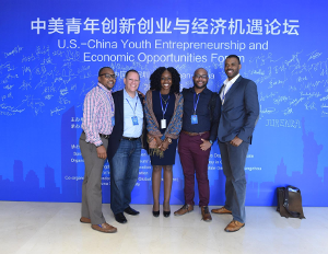 Emerging Black Entrepreneurs and Innovators Attend Forum in Shenzhen, China