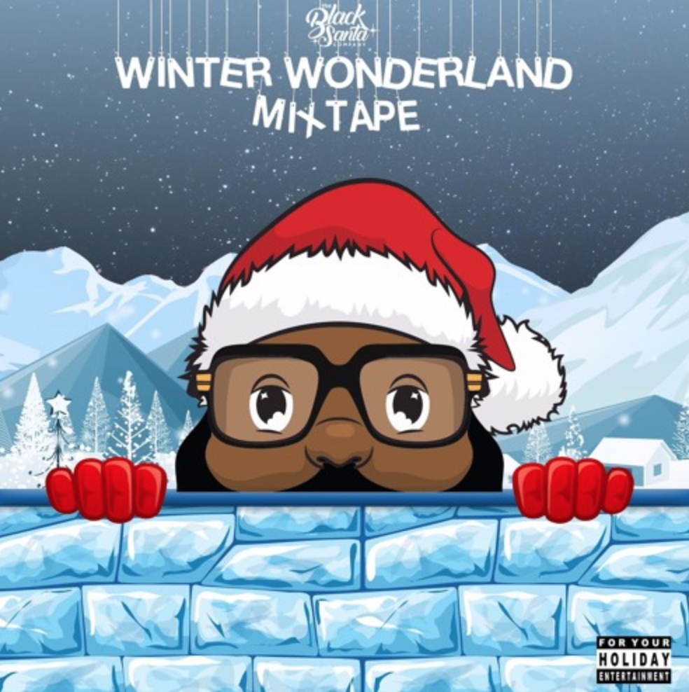 Winter Wonderland Mixtape (Image: The Black Santa Company)