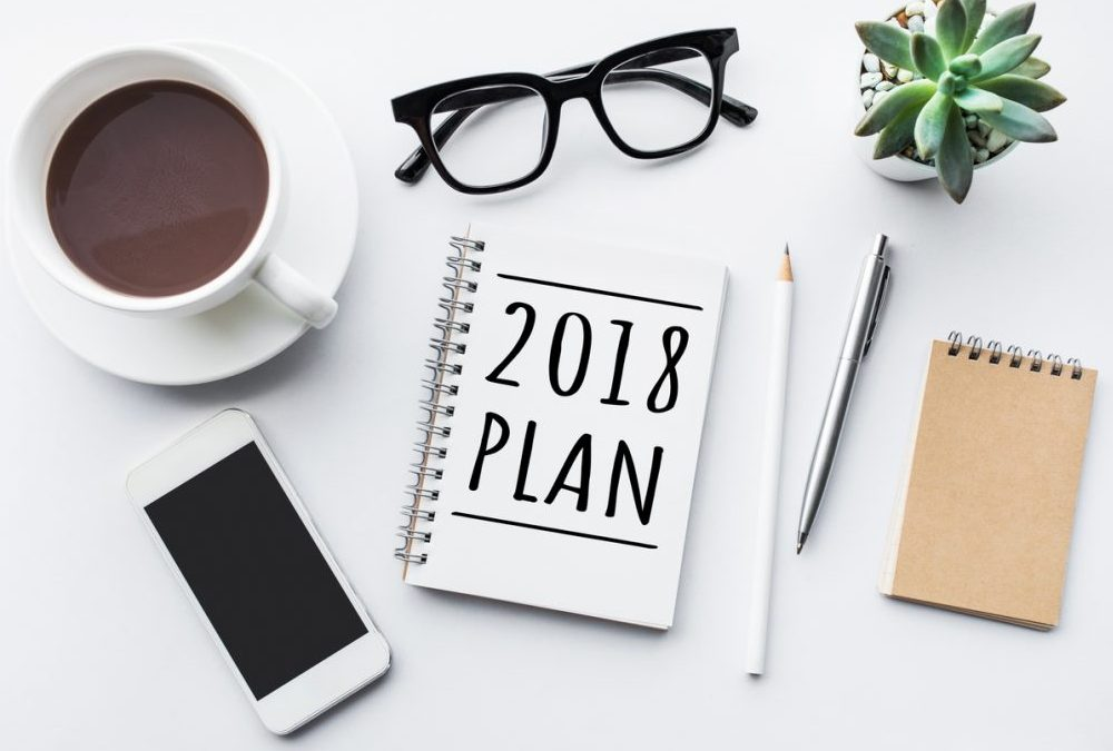 2018 is Here! Do You Have a Plan for Your Career?