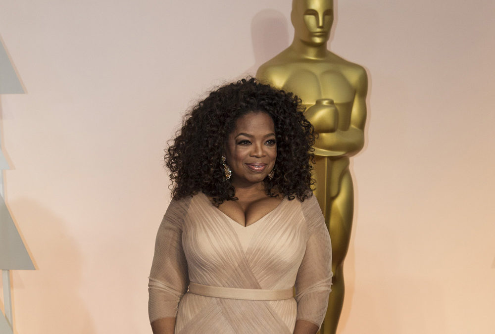 Oprah Pledges $500,000 To Support Florida Students' Call for Gun Control