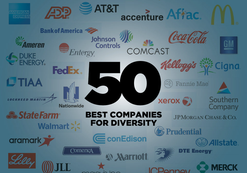 Presenting Our 2017 50 Best Companies for Diversity