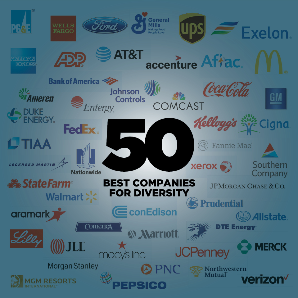 Presenting Our 2017 50 Best Companies for Diversity - Black