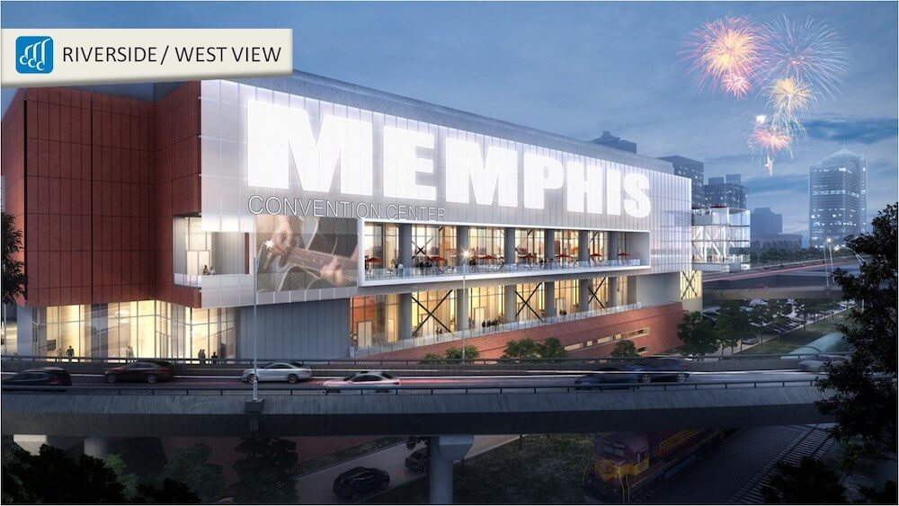 $175 Million Memphis Convention Center Project Creates Robust Opportunities for Black-Owned Businesses