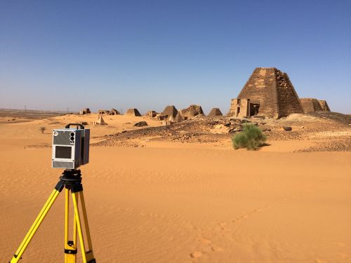 The Zamani Project Conserves African Historical Sites with 3D Modeling