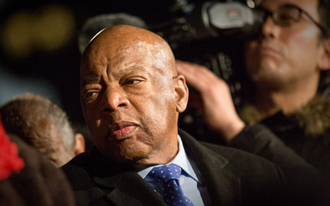 Inspired by MLK, John Lewis Continues to Look for 'Good Trouble'