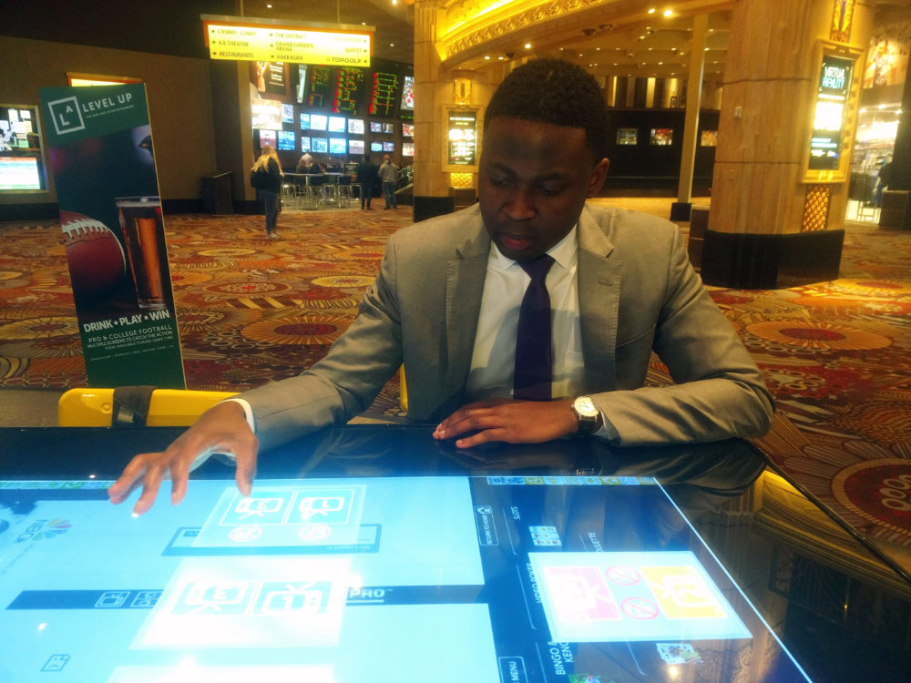 A Straight Bet: This Millennial Heads Interactive Gaming for