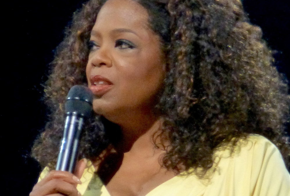9 of the Best Reactions to Oprah's Speech at the Golden Globes