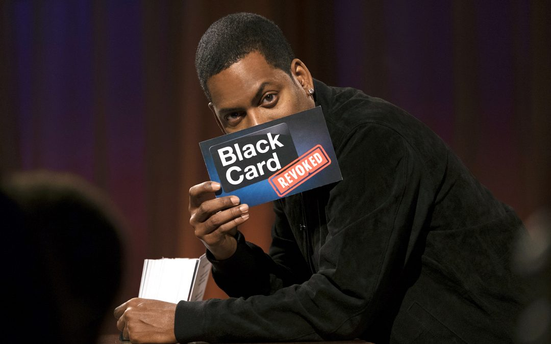 """""""Black Card Revoked"""": The TV Game Show"""