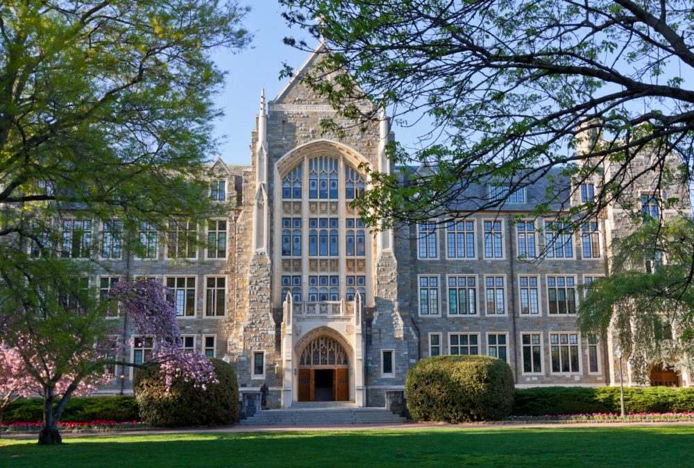 How Georgetown Can Really Make Amends