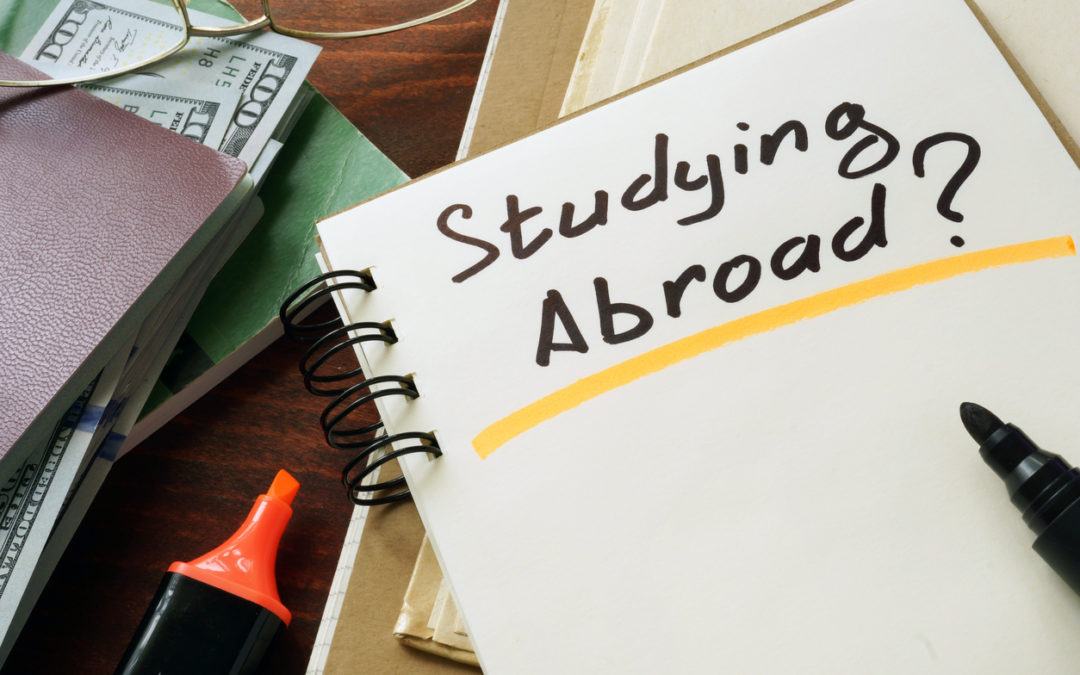 Take Down the Financial Barrier to Studying Abroad