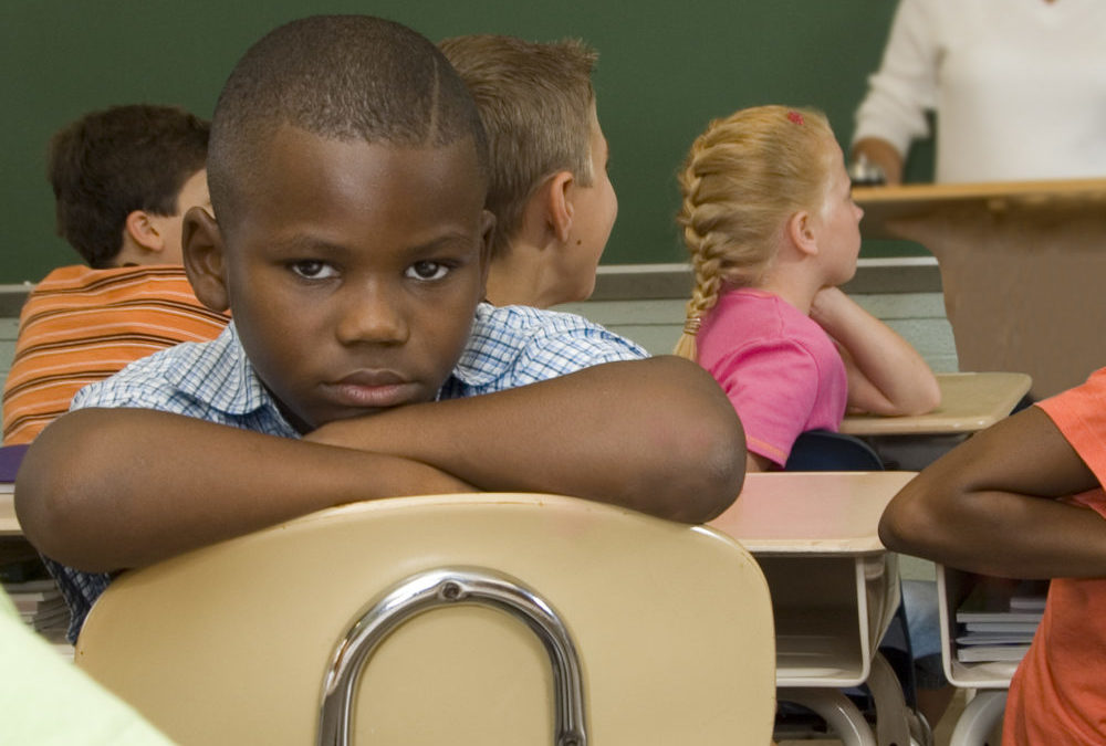 It's Not All in Your Mind – There's Racial Bias in Special Ed