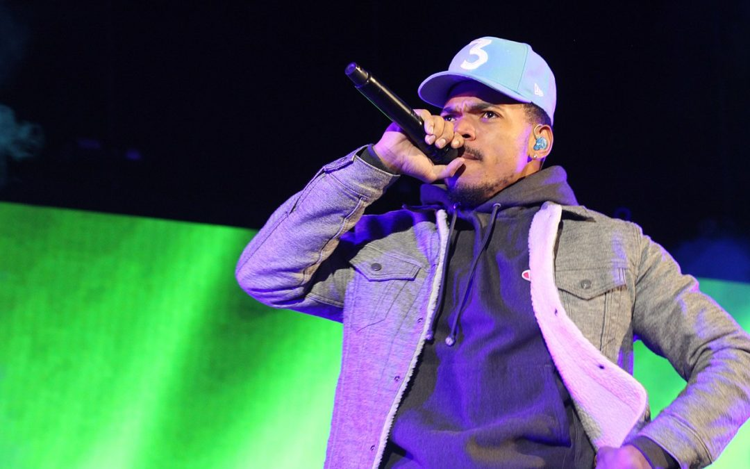 Chance the Rapper Credits Tech for Success in Hip-Hop
