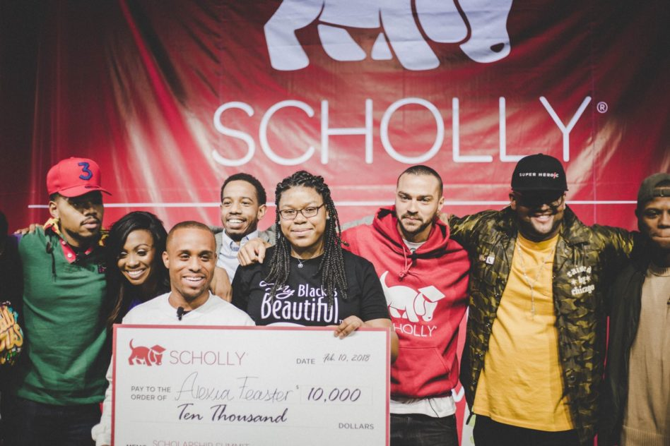 Scholly Scholarship Summit (Image: Facebook)