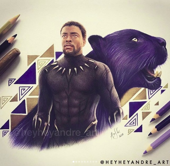 Chadwick Boseman to Become First Lead of Color for Marvel with 'Black Panther'