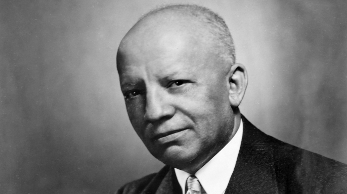 NPS Opens the Home of Carter G. Woodson, 'Father of Black History,' to the Public