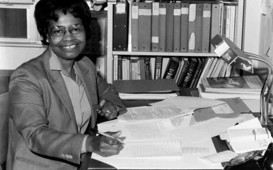 Little-Known Black History Facts: This Black Woman Helped Develop GPS Technology