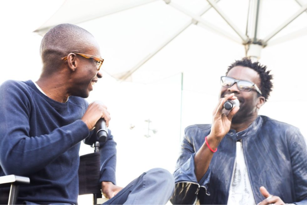 Troy Carter and Erik Moore (Image: Base Ventures)