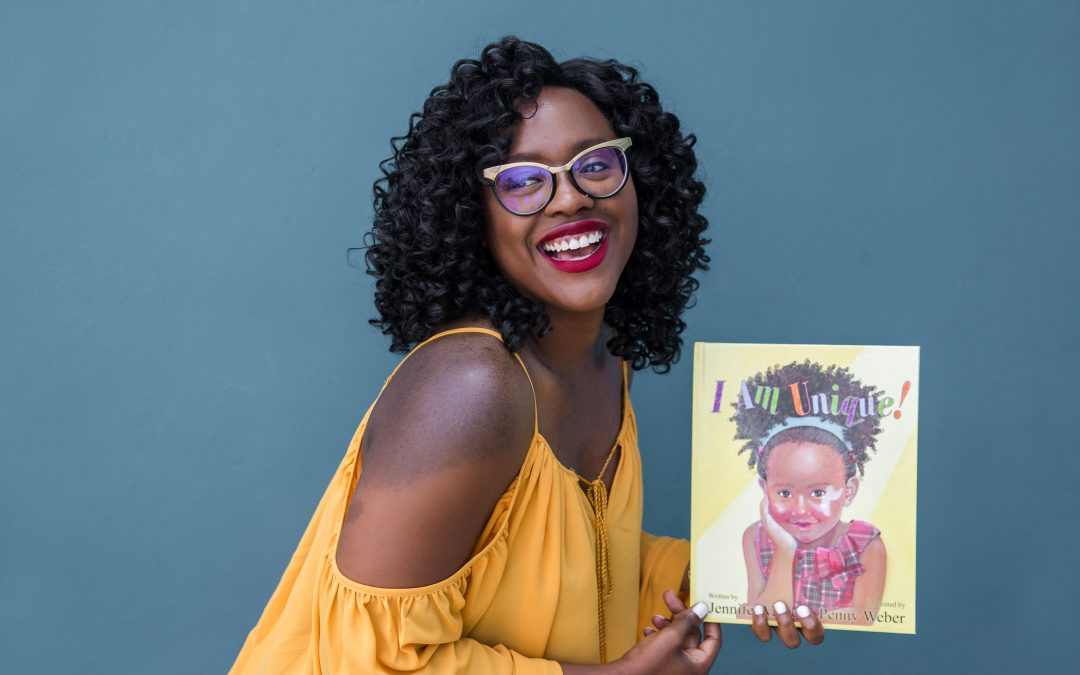 From Insecurity to Impact: How This Woman's Birthmark Inspired a Self-Love Brand for Kids