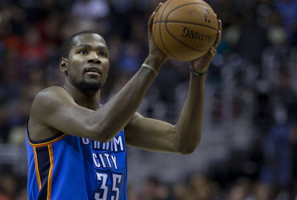 Apple Is Developing A New Series Based On Kevin Durant