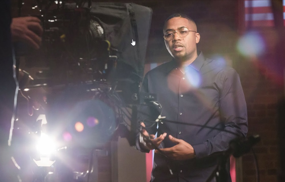 Nas Teams Up With Google in Tech Tribute to Black History Month