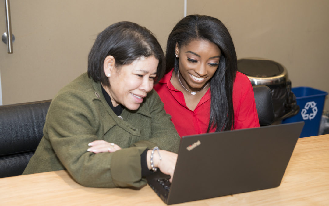 Olympic Champion Launches Simone Biles Legacy Scholarship Fund