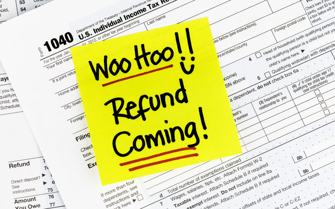 Five Ways to Make The Most Out of Your 2018 Tax Refund