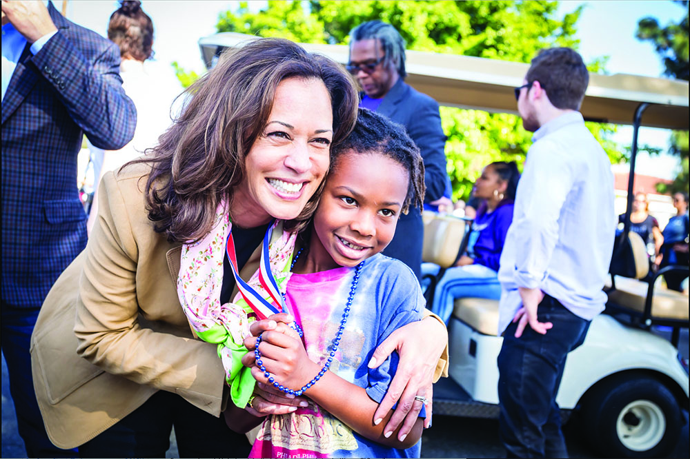 Will Kamala Continue to Elevate the 2020 Presidential Race?