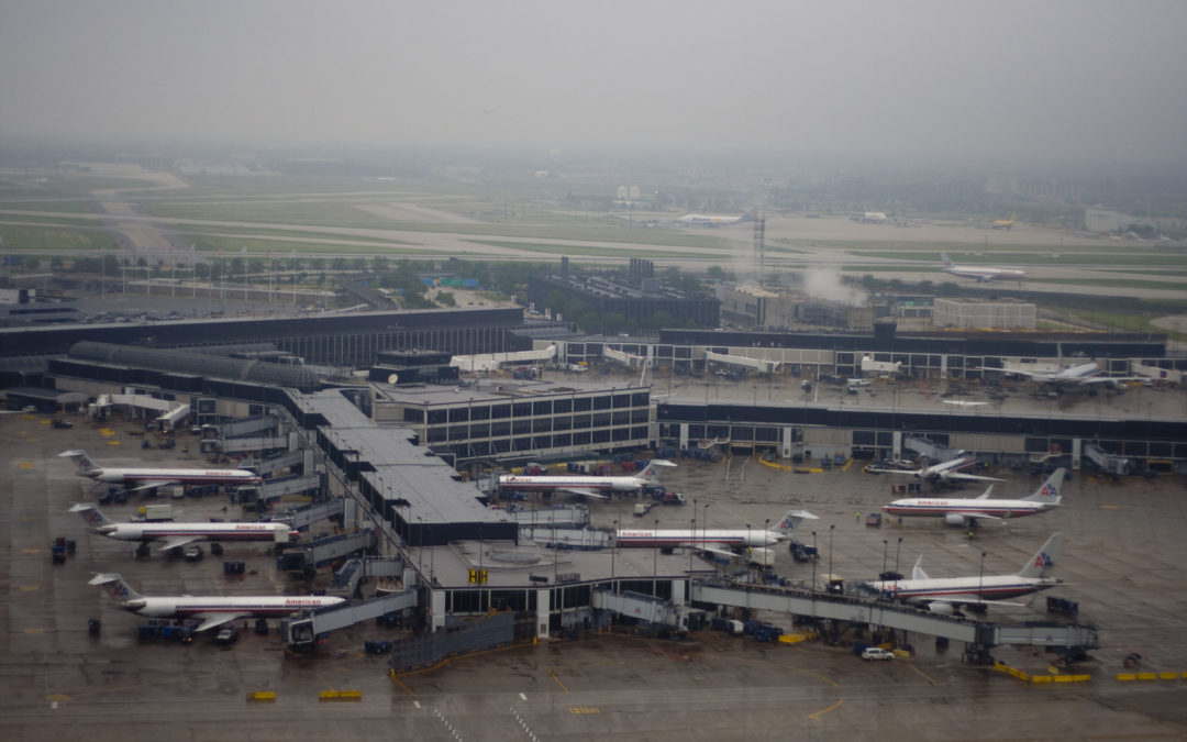 Chicago's Black, Hispanic Caucus In Fight For Minority Participation In O'Hare Renovation