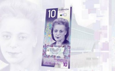 Civil Rights Pioneer Viola Desmond Will Take Her Place On Canada's New $10 Bill