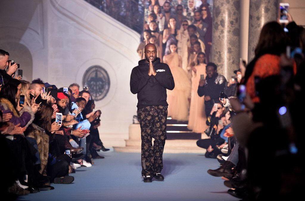 Louis Vuitton Names Virgil Abloh As Its Menswear Artistic Director