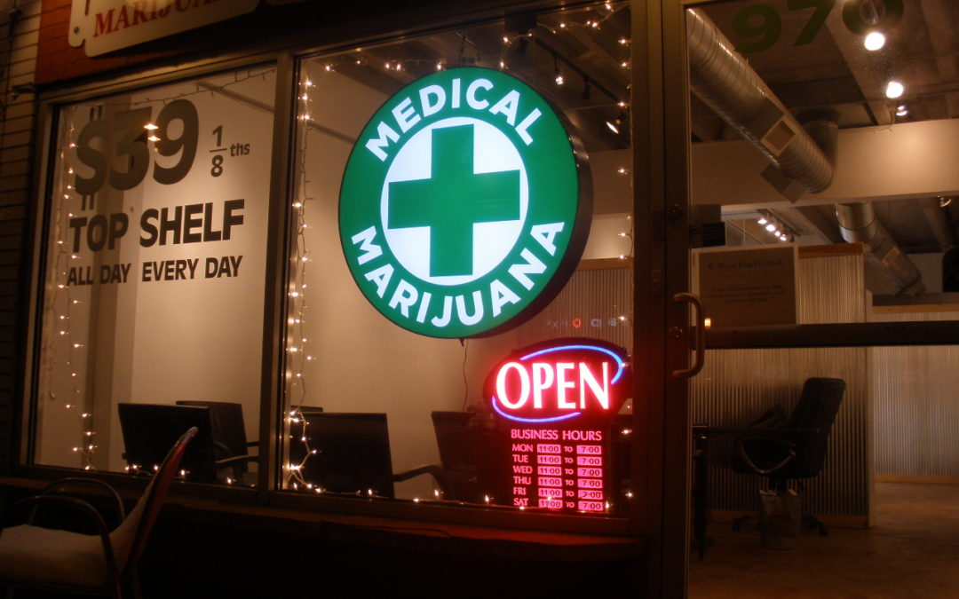 Why Is Maryland Shutting Black Entrepreneurs Out Of Its Marijuana Industry?
