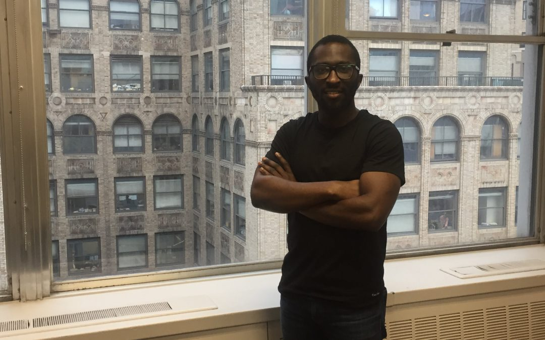 Meet The Man Leading Andela's Push To Make Software Developers Out Of Everyday Africans