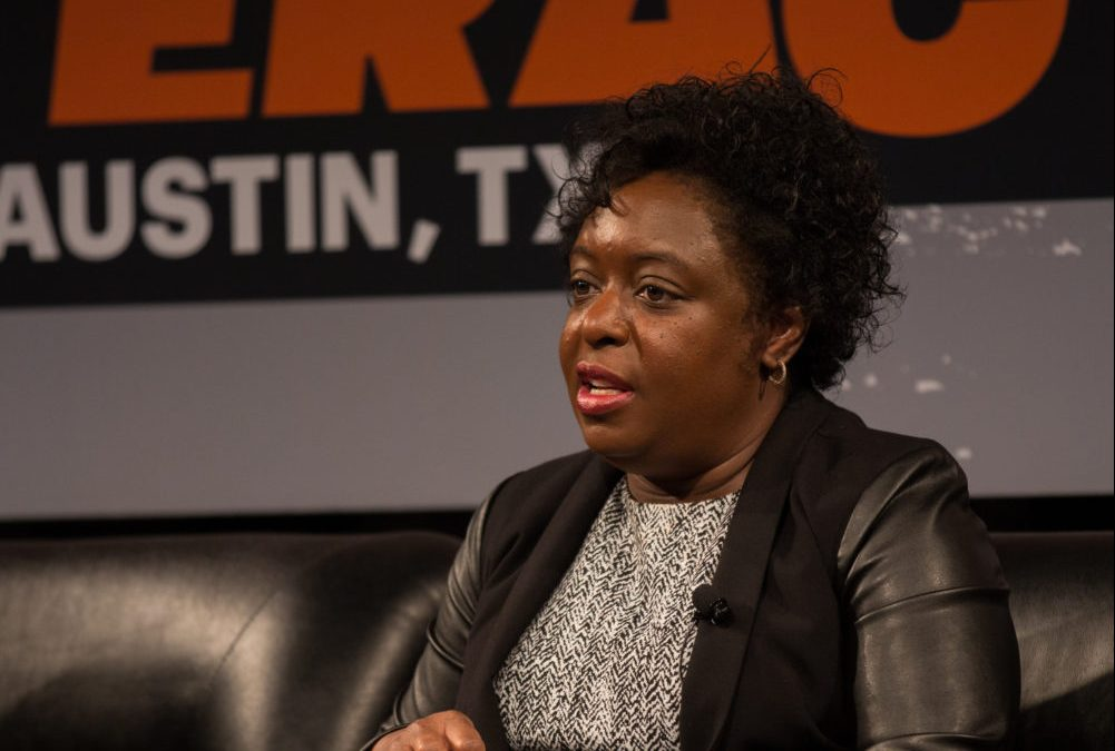 Black Girls Code Founder Kimberly Bryant Talks About Empowering Girls, Sisterhood, and Partnering with Lyft