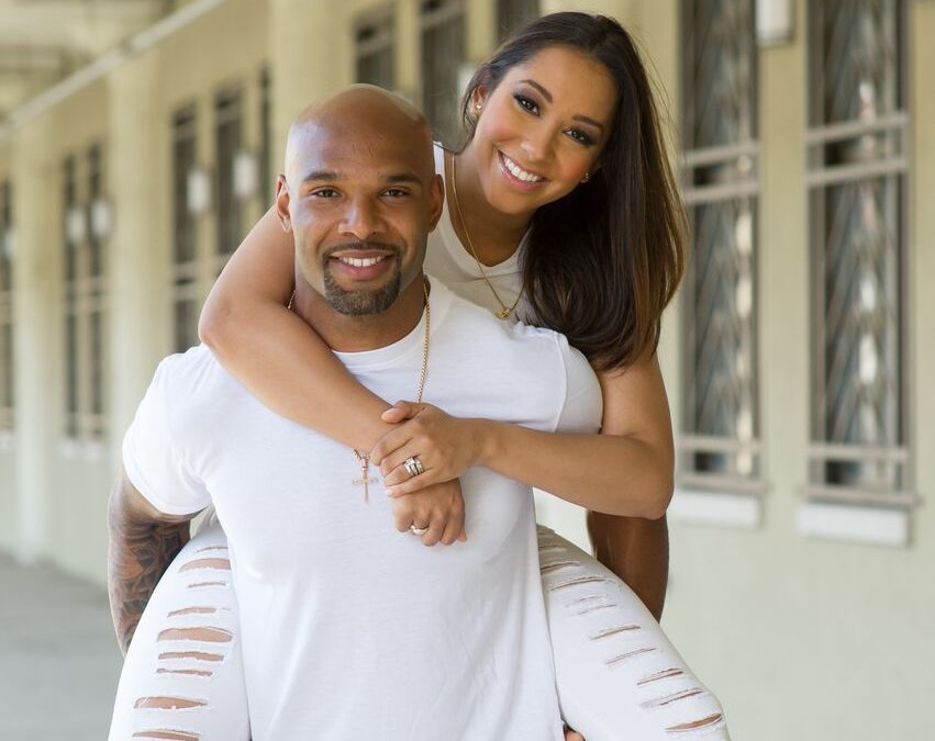 A Forte for Fashion: Matt Forte and Danielle Forte's 828 Clothing Offers Comfy Styles for Moms and Kids