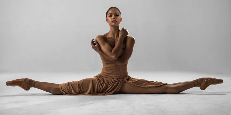 Misty Copeland's Secret Weapon Is a Woman of Power, Too