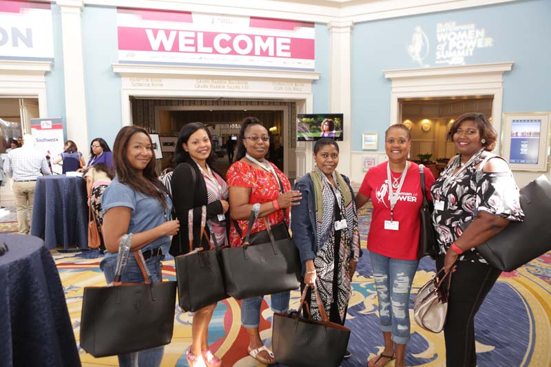 [See The Photos!] Women of Power Summit- Day 1 Recap
