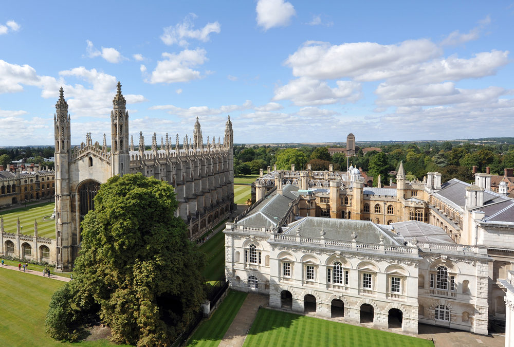 The Highest-Ranked University by Subject in the World Is in the UK