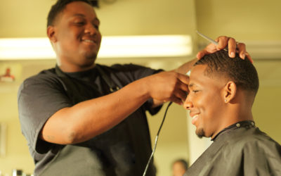 How Black Barbershops Save the Lives of African American Men