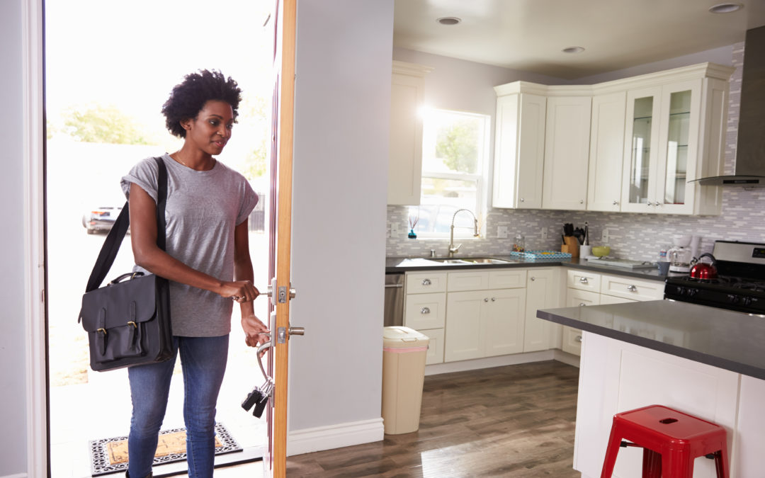 Home ownership: It's not the size of the home, but the size of the dream