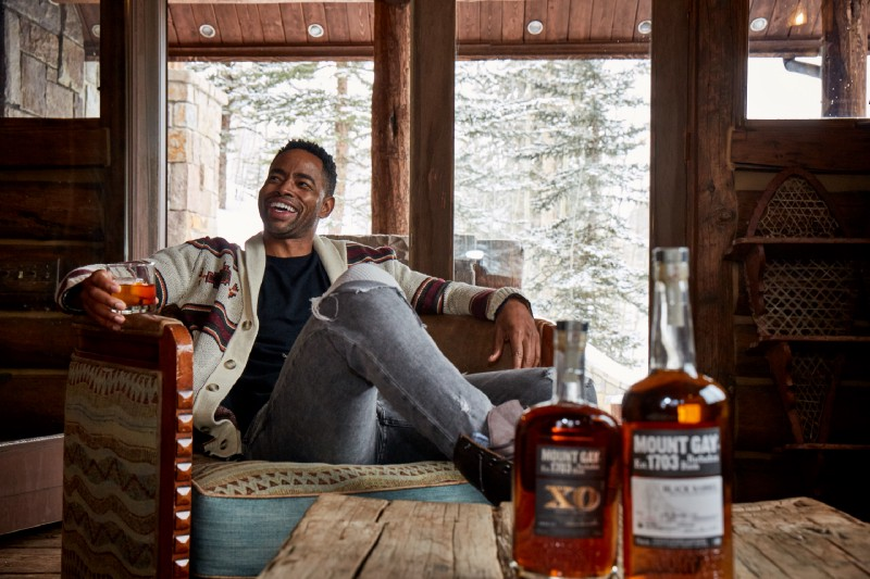 The Latest Gig for Jay Ellis? Kicking Back with Mount Gay Rum