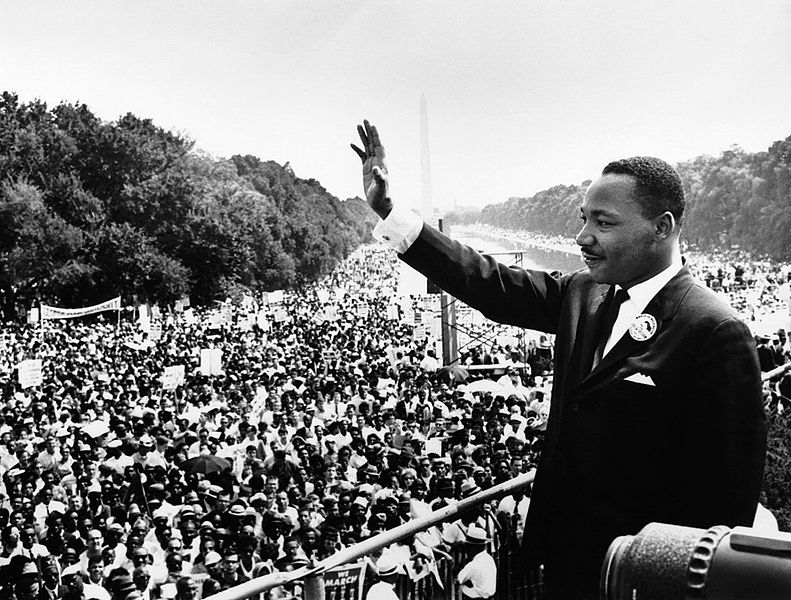 Cambridge Analytica and the New MLK DREAM…Data Rules Everything Around Me