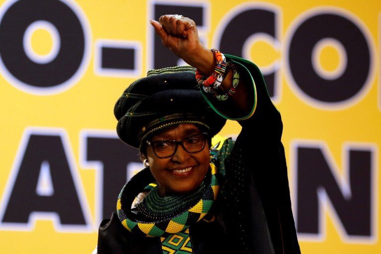 Winnie Madikizela-Mandela, South Africa's Revolutionary Anti-Apartheid Activist Dies