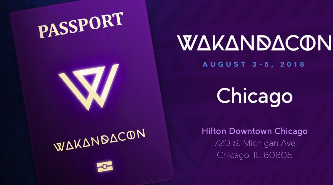 Meet Sibling Creators of WakandaCon: A Black Panther Inspired Conference