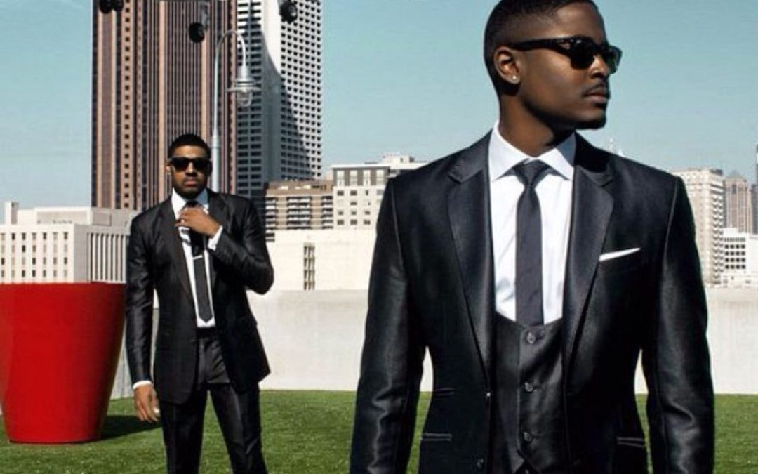 Meet The Young Brothers Behind a New Luxury Black-Owned Clothing Brand