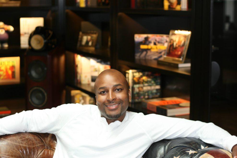 Managing Partner, Marlon Nichols (Image: Cross Culture Ventures)