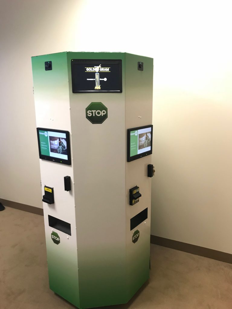 """Smart Dispensary"" Platform (Image: GreenSTOP)"