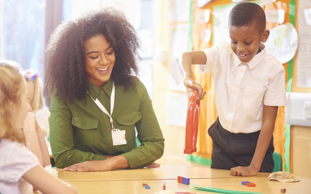 Students of Color Benefit When They're Promoted but Retain the Same Teacher